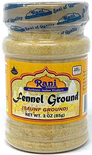 Ground Fennel Powder
