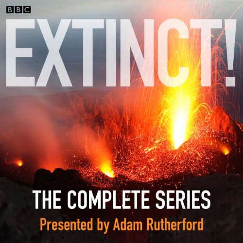 Extinct! (Complete Series) cover art