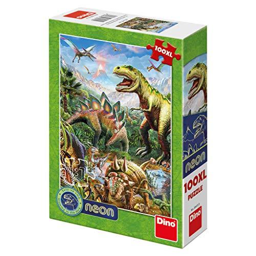 394155   Puzzle (neón, 100 XL) , color/modelo surtido