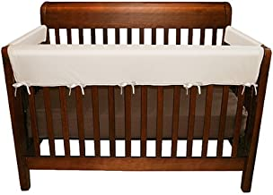 Jolly Jumper 3 Piece Soft Rail for Convertible Cribs (White)