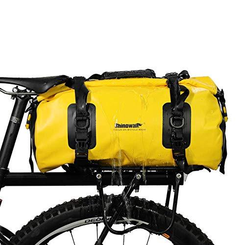 Selighting Bolsa de la Bici Pannier Bolsa Grande Bicicleta Bolsa Bici de...