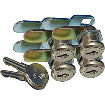 Pack of 4 Prime Products 18-3329 1-1//8 ACE Camlock