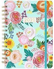 Poluma 2021 Planerare, A5, Blommor