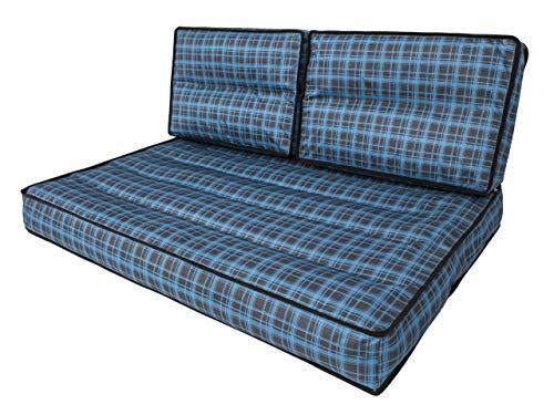 Hobbygarden TOMCIO PODUCH Pillow, Blue