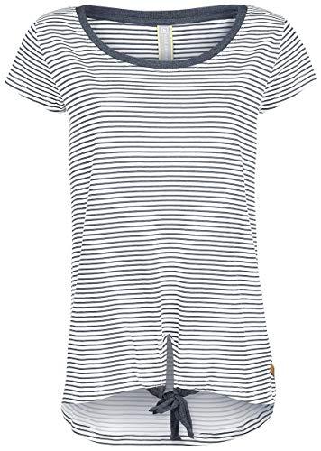 alife and Kickin Tina Shirt Damen Shirt, Cloudy Stripes, M