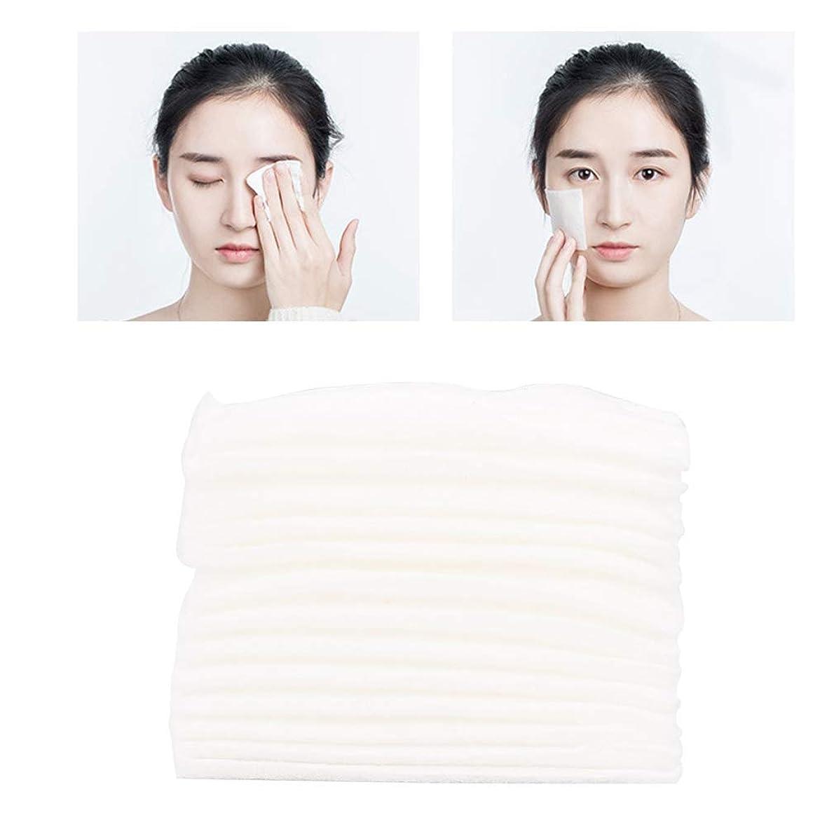 感染するましい汚染された222個/バッグ化粧コットンパッドリムーバー化粧道具クレンジングワイプスキンケア