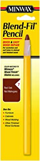 Minwax 110076666 N0 7 Blend-Fil Wood Repair Stain Pencil, Mahogany