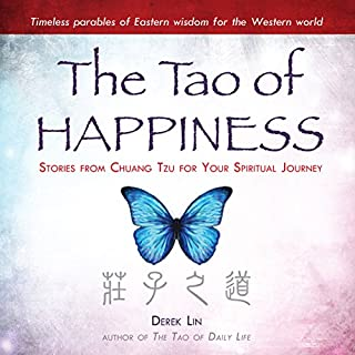 The Tao of Happiness audiobook cover art