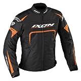 Ixon Blouson Moto Eager, Orange, Taille 3XL