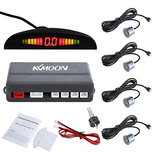 KKmoon Sistema de sensores de Aparcamiento Coche