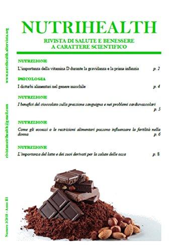 Nutrihealth Aprile 2018 Rivista Di Salute E Benessere A Carattere Scientifico Nutrihealth Rivista Di Salute E Benessere Italian Edition Ebook Roberta Graziano Amazon In Kindle Store