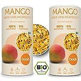 Bah® Mango seco para congelación Mango Bio I Mango seco I frutas secas sin azúcar I sin desenredos (360 g)