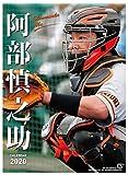 報知新聞社 阿部慎之助(読売ジャイアンツ) 2020年 カレンダー CL-577 壁掛け B2 プロ野球 巨人