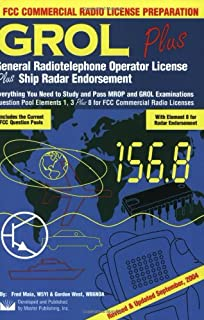 GROL Plus: General Radiotelephone Operator License Plus Radar Endorsement