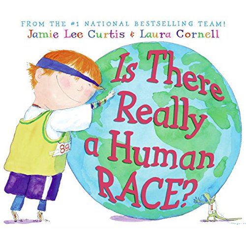 Is There Really a Human Race? audiobook cover art