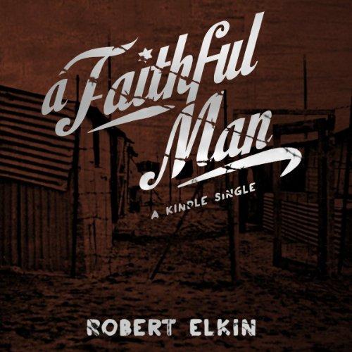 A Faithful Man audiobook cover art