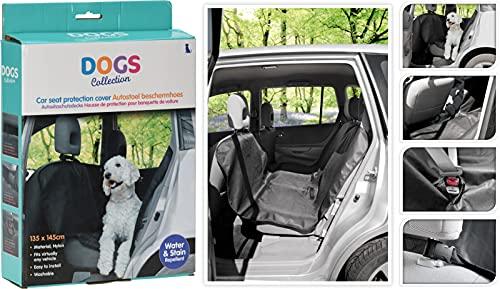 Smart Planet Couverture de protection pour siège arrière de voiture - Très facile d