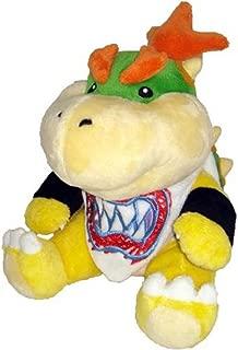 New Super Mario Koopa Bowser Dragon Plush Doll Brothers Bowser JR Soft Plush Toys 18cm