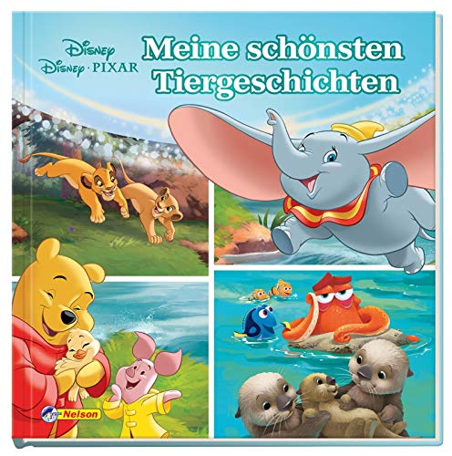 Disney Klassiker: Meine schönsten Tiergeschichten: Die schönsten Disney-Klassiker zum Vorlesen