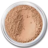 Lure Minerals Foundation Loose Powder 8g Sifter Jar- Choose Color,free of Harmful Ingredients (Compare to Leading Mineral Foundation) (Medium Beige Matte)