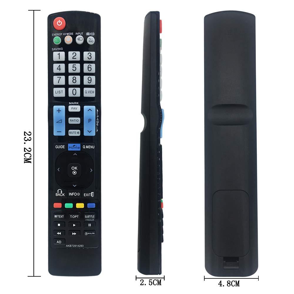 Mando a distancia de repuesto para televisor LG inteligente LCD ...