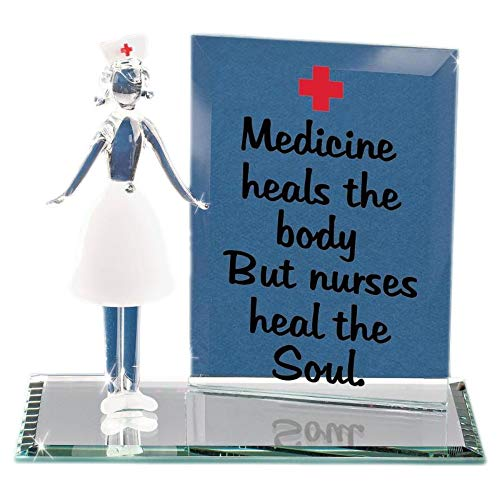 Nurses Heal the Soul Figurine