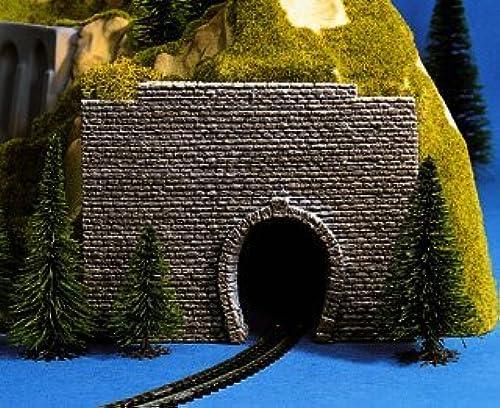 salida de fábrica Noch 34790 Tunnel Entrance Single Track rojouces HO HO HO to N (2) by Noch  te hará satisfecho