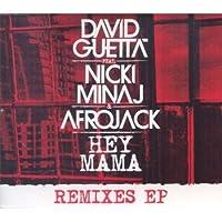 Hey Mama : Feat. Nicki Minaj & Afrojack