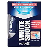 Blanx White Shock Trattamento con LED Bite, 30 ml, 130 gr