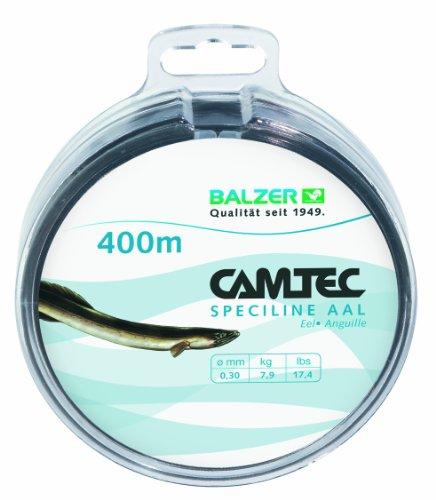 CAMTEC SPEZILINE Aal Zielfischschnur 0,30mm 400m