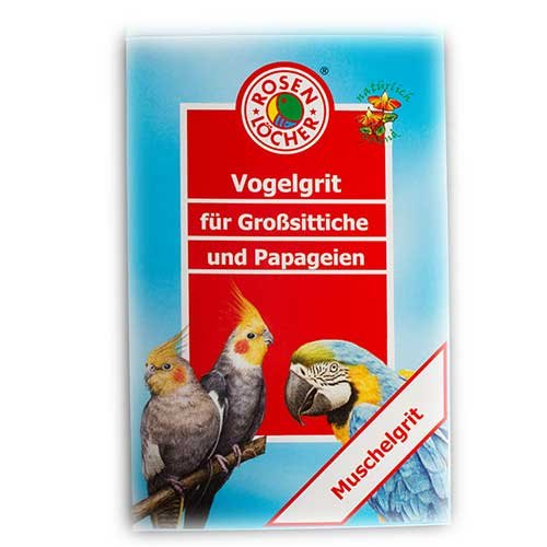 Rosenlöcher- Vogelgrit 30g