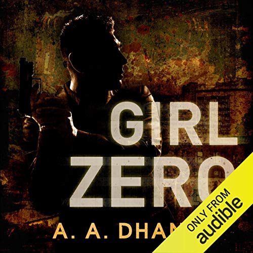 Girl Zero audiobook cover art