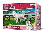 Craze Set Tina BIBI & Tina Pflege Pferdeset Pferdefiguren Spielfiguren Bibi und Pferd Sabrina inkl....