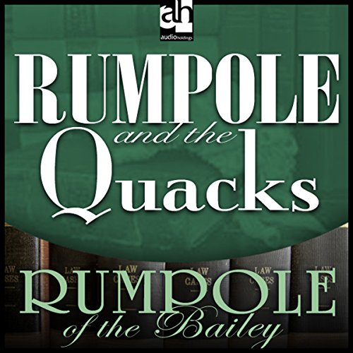 Rumpole and the Quacks cover art