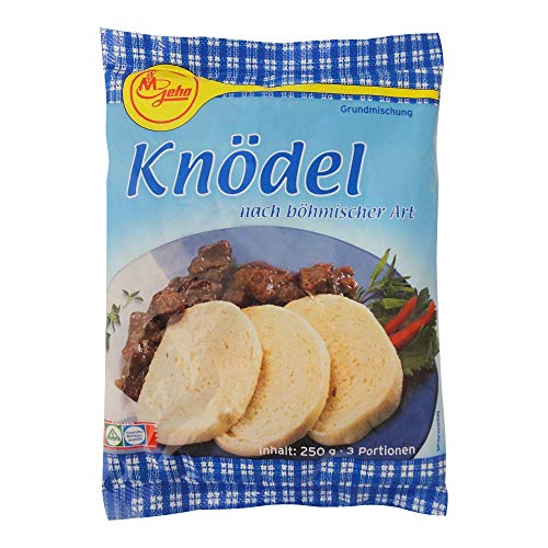 Geha Knödel nach böhmischer Art 250 g für 3 Portionen Knödelmischung Knödelteig