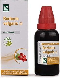 Willmar Schwabe Homeopathy Berberis Vulgaris Mother Tincture Q (30 ML) by Qualityexport