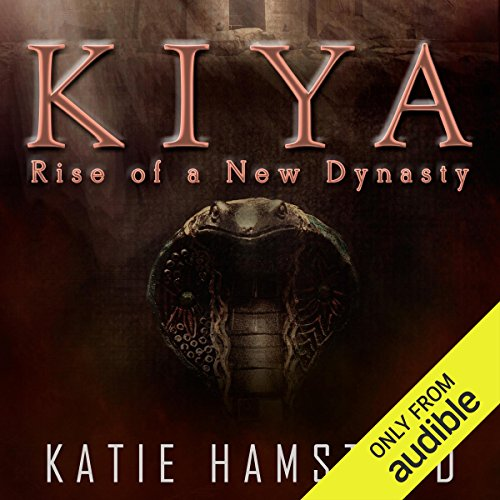 KIYA: Rise of a New Dynasty audiobook cover art