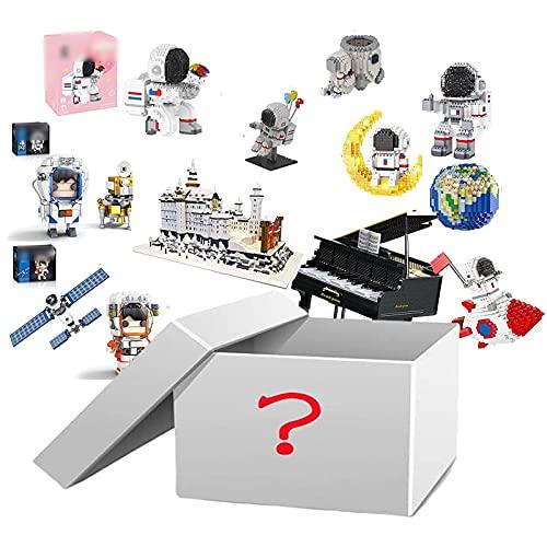 ASY Lucky Mystery Box Electronics Box Mystery Box Box Belleza Sorpresa Cumpleaños Caja de Sorpresa de cumpleaños Estilo Aleatorio Explore Regalos desconocidos para Amigos de la Familia tú Mismo