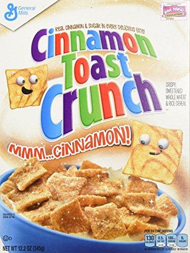 Cinnamon Toast Crunch Cereal - 12.2 oz