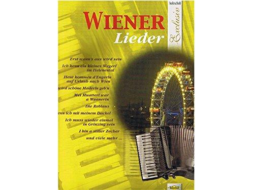 Wiener Lieder. Akkordeon