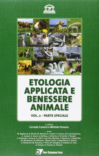 Etologia applicata e benessere animale (Vol. 2)