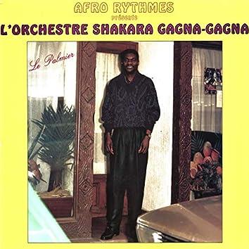 L'Orchestre Shakara Gagna Gagna (Afro Rythmes présente)