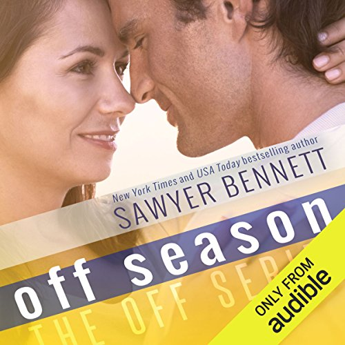 Off Season                   By:                                                                                                                                 Sawyer Bennett                               Narrated by:                                                                                                                                 Charlotte North,                                                                                        Matthew Holland                      Length: 2 hrs and 28 mins     1 rating     Overall 4.0