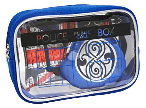 Offizielles BBC Doctor Who Tardis Police Box Geschenkset