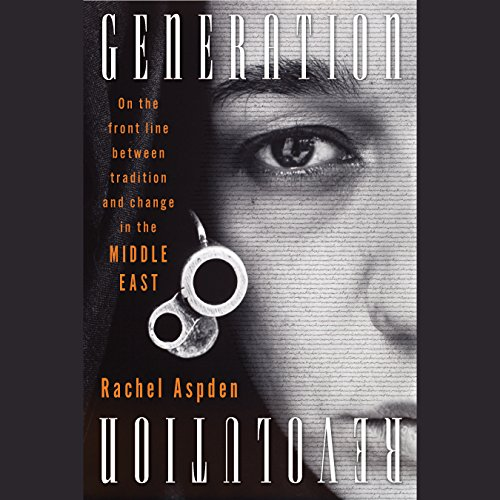 Generation Revolution audiobook cover art