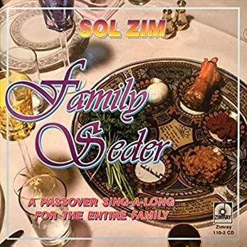 Family Seder: A Passover Sing-a-Long