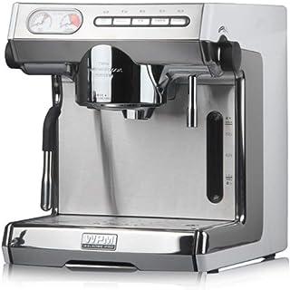SUNHAO Cafetera Máquina de café exprés de alta presión profesional comercial casa semi automático de leche