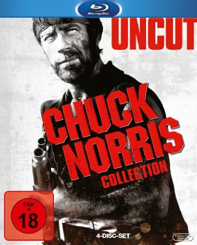 Chuck Norris Box [Blu-ray]