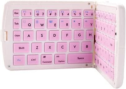 Glhkkp-3c Weiche Silikontastatur Faltbare Bluetooth-Tastatur Ultrad nne Faltbare Mini-Bluetooth-Tastatur f r Laptop Notebook PC Mac Schätzpreis : 41,72 €