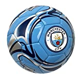 Icon Sports Manchester City Ball (Size 4), Licensed M. City Soccer Ball #4